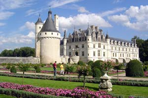 Loire-Valley-Castel